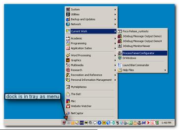 LaunchBar Commander screenshot
