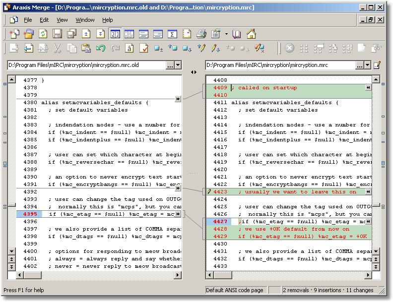 Compare Tool Comparison - DonationCoder com