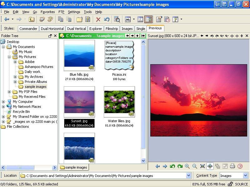 The Image Management Tool Shootout - DonationCoder com